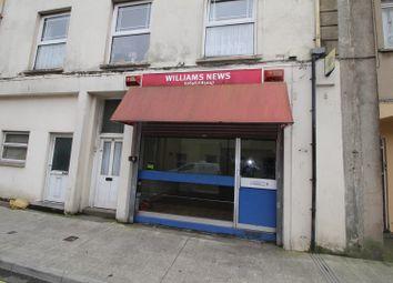 Thumbnail Retail premises to let in Bush Street, Pembroke Dock, Pembrokeshire.