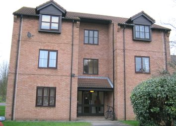 Thumbnail 1 bed flat to rent in Langwood Close, Eaton Ford