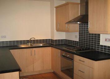 Thumbnail 2 bedroom flat to rent in Mercer Street, Preston