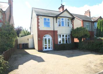 Thumbnail 3 bed detached house for sale in Ashby Road, Hinckley