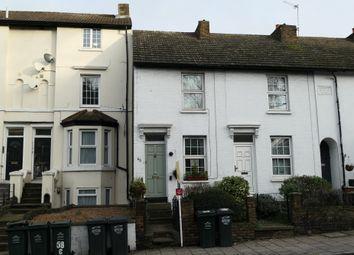 East Hill, Dartford DA1. 2 bed terraced house for sale