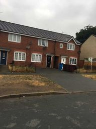 Thumbnail 2 bed town house for sale in Overton Close, Kirkby, Liverpool