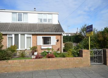 Thumbnail 4 bed semi-detached bungalow for sale in Hampshire Place, South Shore, Blackpool