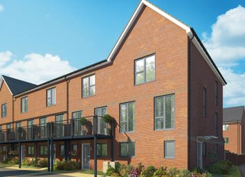 "Thumbnail 4 bed terraced house for sale in ""The Beech"" at Palmers Field Avenue, Chichester"