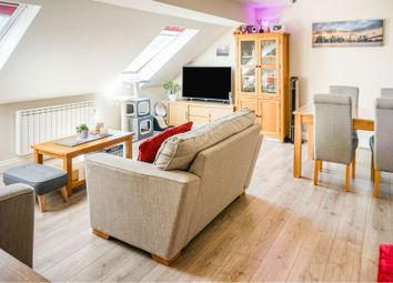 Thumbnail 3 bed flat for sale in The Meadows, Sawbridgeworth