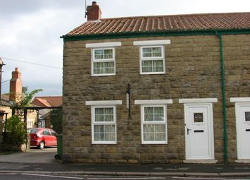 Thumbnail 2 bed end terrace house to rent in Main Street, East Ayton, Scarborough