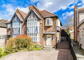 Thumbnail 3 bed semi-detached house for sale in Montalt Road, Woodford Green