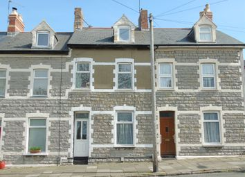 Thumbnail 3 bed terraced house for sale in Arcot Street, Penarth