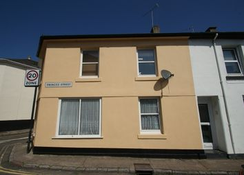 Thumbnail 2 bed end terrace house for sale in Princes Street, Paignton