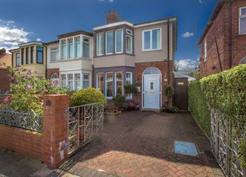 Thumbnail 3 bedroom end terrace house for sale in Stopford Avenue, Blackpool