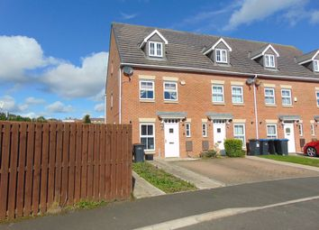 Thumbnail 3 bedroom terraced house for sale in St. Andrews Square, Lowland Road, Brandon, Durham