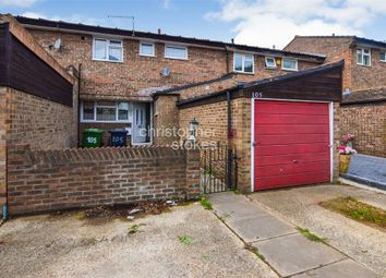 Thumbnail 3 bed terraced house for sale in Cavell Road, Cheshunt, Hertfordshire