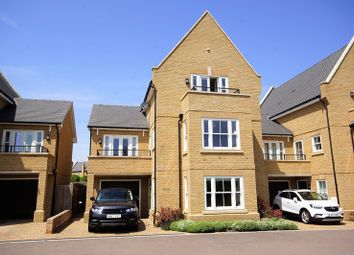 Thumbnail 5 bed detached house for sale in Gunners Rise, Shoeburyness, Southend-On-Sea