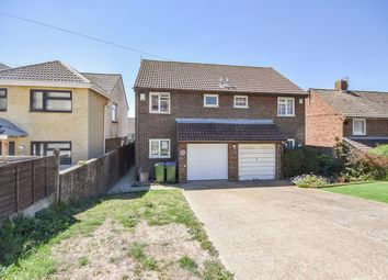 Thumbnail 3 bed semi-detached house for sale in George Gurr Crescent, Folkestone