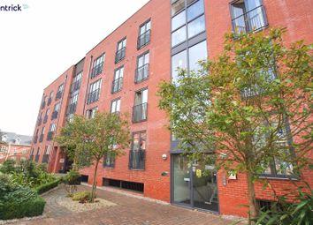 Thumbnail 1 bedroom flat to rent in Cornwood House, Rumbush Lane, Solihull