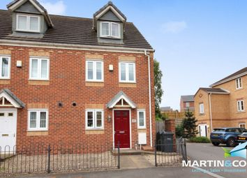 Thumbnail 3 bedroom end terrace house for sale in Mehdi Road, Oldbury