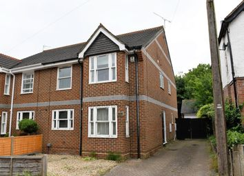 Thumbnail 4 bed semi-detached house for sale in Rectory Road, Farnborough