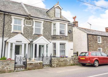 Thumbnail 4 bed semi-detached house for sale in Bossiney, Tintagel