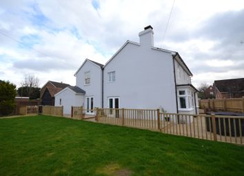 Thumbnail 4 bed detached house for sale in Beagles Wood Road, Pembury, Tunbridge Wells, Kent