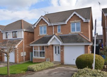 Thumbnail 4 bed detached house for sale in Ironstone Crescent, Chapeltown