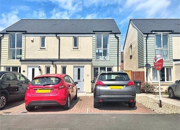 Thumbnail 3 bed semi-detached house for sale in Miles Row, Haywood Village, Weston-Super-Mare, North Somerset.