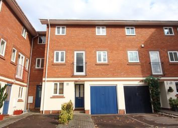 Thumbnail 3 bed town house for sale in King Edmund Square, City Centre, Worcester