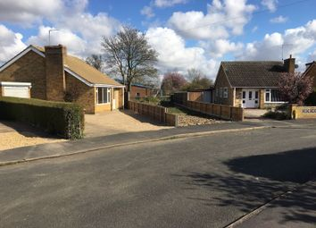 Thumbnail Land for sale in Topham Crescent, Thorney, Peterborough
