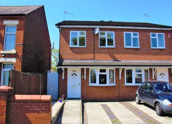 Thumbnail 2 bed terraced house for sale in Middlewich Street, Crewe