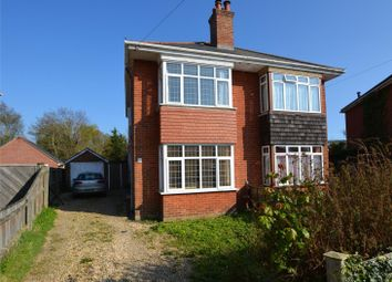 Thumbnail 2 bed semi-detached house for sale in Burrard Grove, Lymington, Hampshire