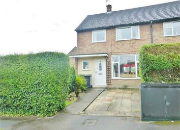 Thumbnail 2 bedroom semi-detached house for sale in Marston Crescent, York
