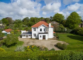 Thumbnail 4 bed detached house for sale in High Bank, Brettargh Drive, Haverbreaks, Lancaster