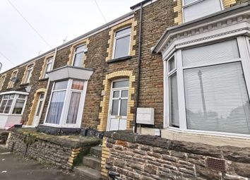 Thumbnail 3 bed terraced house to rent in North Hill Road, Swansea