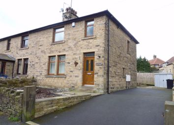 Thumbnail 3 bed semi-detached house to rent in Oakes Lane, Brockholes, Holmfirth, West Yorkshire