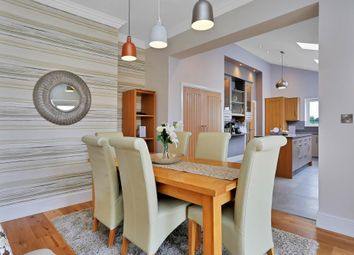 Thumbnail 3 bedroom semi-detached house for sale in Langar Lane, Harby, Melton Mowbray