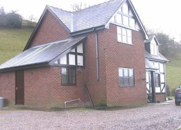 Thumbnail 3 bed detached house to rent in Tremayne, Meifod, Powys
