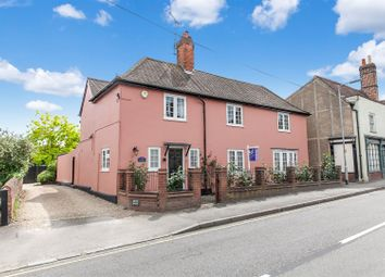 Thumbnail 4 bed detached house for sale in 154 High Street, Kelvedon, Colchester
