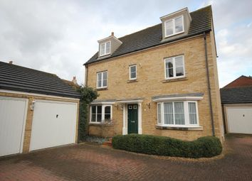 Thumbnail 5 bedroom detached house for sale in Chelmer Way, Ely