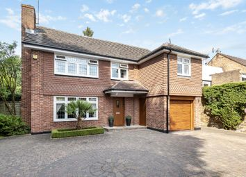 Thumbnail 5 bed detached house for sale in Chertsey, Surrey