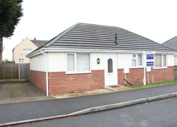 Thumbnail 2 bedroom detached bungalow for sale in Burford Close, Willenhall