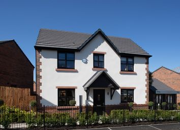 Thumbnail 3 bed detached house for sale in Broadway, Failsworth, Oldham