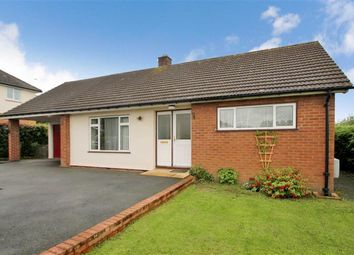 Thumbnail 2 bed detached bungalow for sale in Belle Vue, Morda, Oswestry