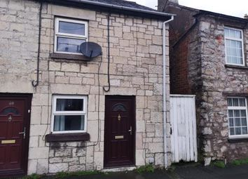 Thumbnail 2 bed terraced house for sale in Mwrog Street, Ruthin, Clwyd, North Wales