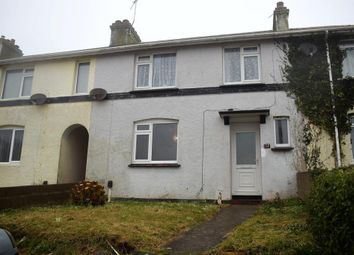 Thumbnail 3 bed terraced house to rent in Stanley Gardens, Paignton, Devon