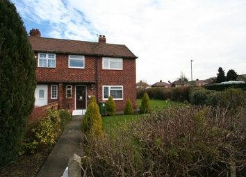 Thumbnail 3 bed semi-detached house to rent in Fairfield Avenue, Ormesby, Middlesbrough