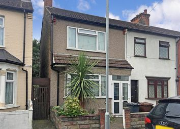 Thumbnail 2 bedroom end terrace house for sale in Devon Road, Barking, Essex