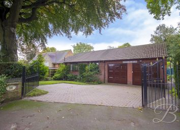Thumbnail 3 bed detached bungalow for sale in High Oakham Road, Mansfield