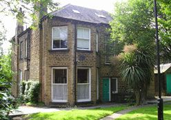 Thumbnail 1 bed flat to rent in 67 Gledholt Bank, Huddersfield