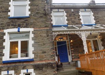 Thumbnail 4 bed semi-detached house for sale in Lackawanna Villa, Castle Street, Abertillery