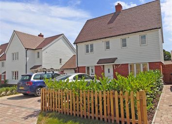Thumbnail 3 bedroom detached house for sale in Oak Heights, Northiam, Rye, East Sussex