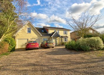 Thumbnail 5 bed detached house for sale in Rookery Road, Monewden, Woodbridge